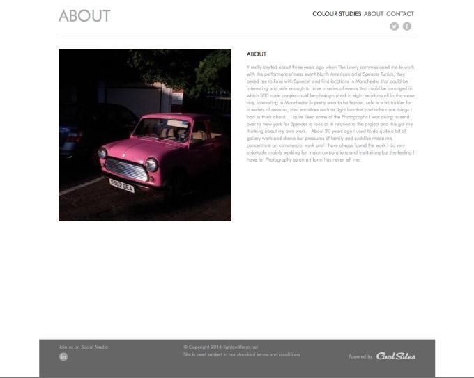 coolsites design110